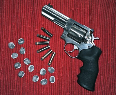 .357 Magnum: Good for cropping photos?