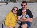 Kristen, Tim and Eddie